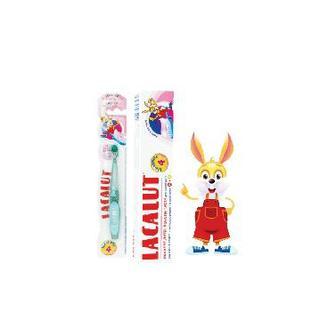 Зубна паста, зубна щітка дитяча Лакалут
