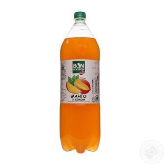 Напиток газированный Мультивитамин, со вкусом Манго БонБуасон 2л