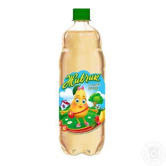 Напій безалкогольний сильногазований Живчик 1 л
