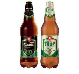 Пиво світле нефільтроване Чернігівське БІле/Біла НІч 1л