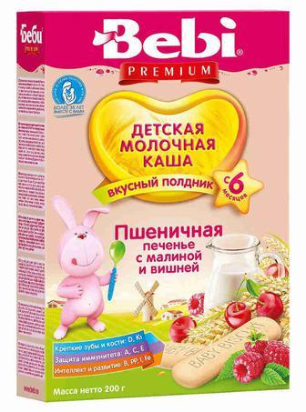 Детская каша Bebi Premium