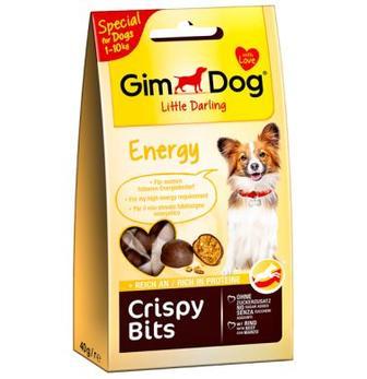 М`ясні кульки для собак, 40 г Gimdog
