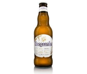 Пиво Hoegaarden White світле, 4,7%, 0,33л