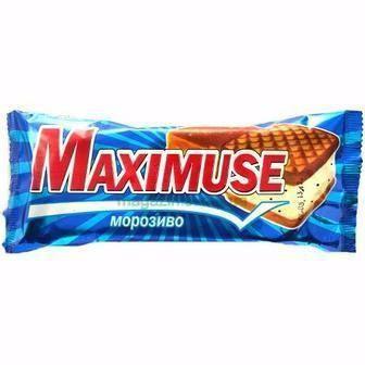 Морозиво сендвіч Ласка Максімус 90г