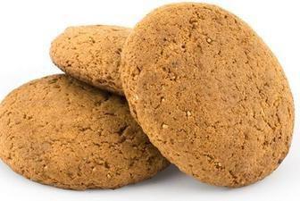 Печиво вівсяне з кунжутом Вівсяночка 300г