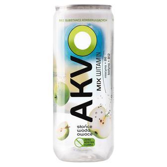 Напій безалкогольний газований  Akvo, 315 мл