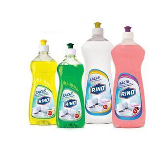 Засоби для миття посуду Rino