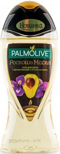 Гель для душу Palmolive Розкіш олій з авокадо і екстрактом ірису 250 мл