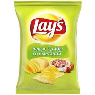 Чіпси Lay's 133 г