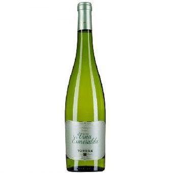 Вино белое полусухое Torres Vina Esmeralda