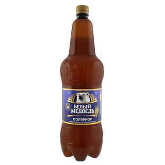 Пиво Білий Ведмідь Полярне 1.8 л