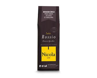 Кава мелена смажена натуральна, Nicola Blend Rossio, 250 г