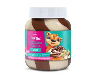 Паста горіхова Duo «Премія Рікі Тікі»® 350г