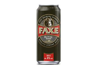 Пиво Faxe Royal Strong, світле, 0,5 л
