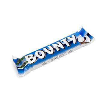 Шоколадний батончик Баунті Трио 85 г