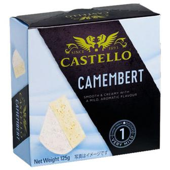 Сир Castello Danish Camembert 125г