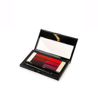 Палетка для контурування губ Maybelline New York Color Drama 01 Crimson Vixen