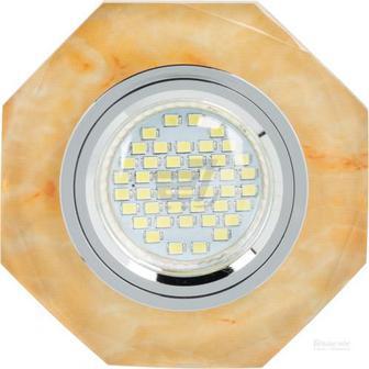 Світильник точковий Blitz 4200 К хром BL001SI/3CH