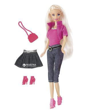 Лялька Ася джинсова колекція варіант1 28 см