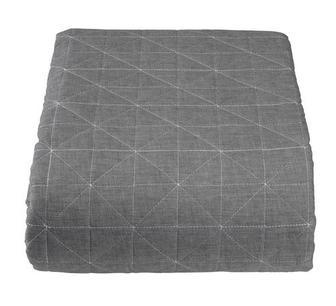 Покривало HIRSHOLM 220x240см сірий