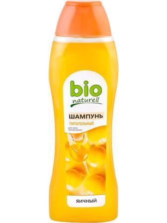Шампунь Bio, Яєчний/Кропива/Лопух, 1000мл