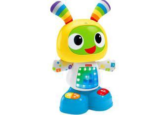 Навчальна іграшка Fisher-Price Робот Бібо (укр.) (FRV58) l