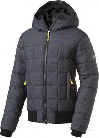 Куртка McKinley Raymon jrs 280731-903911 116 чорний меланж
