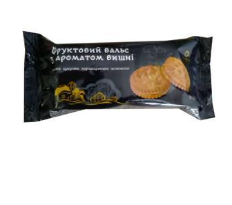 Печиво Luxberi Фруктовий вальс з ароматом вишні 55г