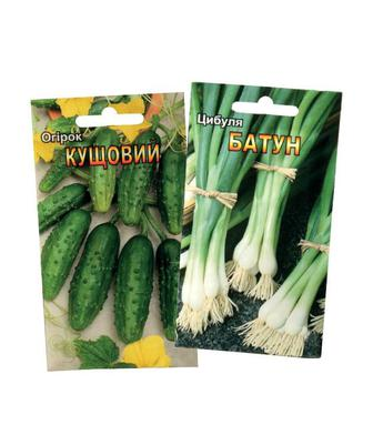 Насіння овочів, зелені та квітів Ріднесенька