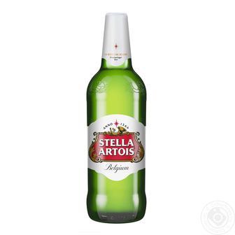 Пиво світле Stella Artois 0,75 л