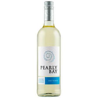 Вино Pearly Bay dry white 0.75л