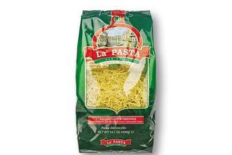 Макаронні вироби Вермішель тонка La Pasta 400 г