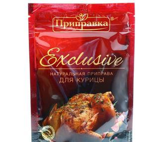 Приправа Exsclusive До курки, м'яса та риби, Приправка, 50 г