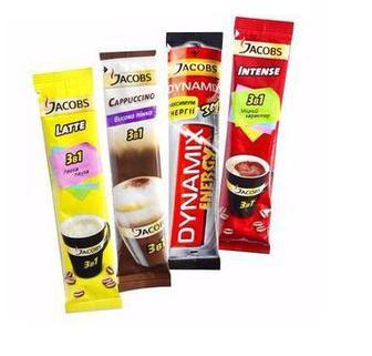 Кава розчинна 3в1   Якобз