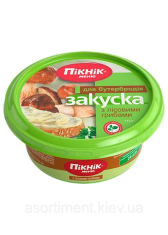 Закуска для бутербродів Пикник 100г