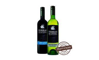 Вино Відігаль Вайнс червоне сухе Террас до Літораль 0,75 л