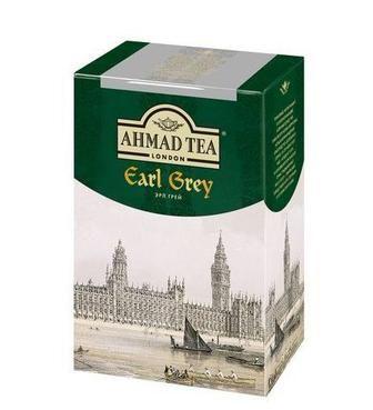 ЧАЙ Граф Грей, 100 г AHMAD TEA