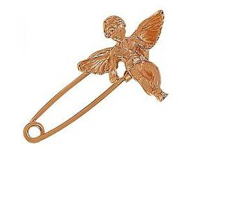 Золотая булавка Ангел