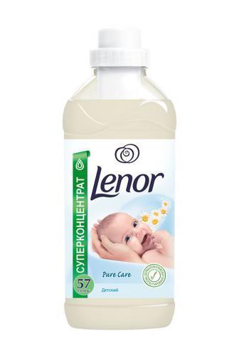 Кондиционер для белья Lenor для чувствительной кожи 2л