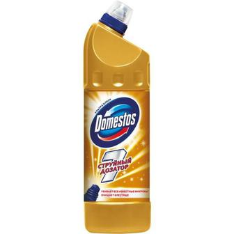 Средство для чистки и дезинфекции туалета Domestos Ультра блес, 1л