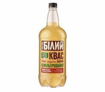 Квас Хлібний Квас Тарас 1.5 л