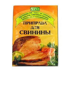 Приправа для свинины Edel 20г