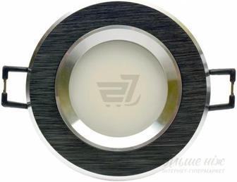 Світильник точковий Светкомплект круглий GU5.3 венге