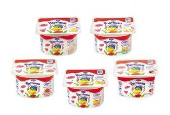 Йогурт Растишка DANONE 115 г