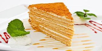 Торт Медовик кг