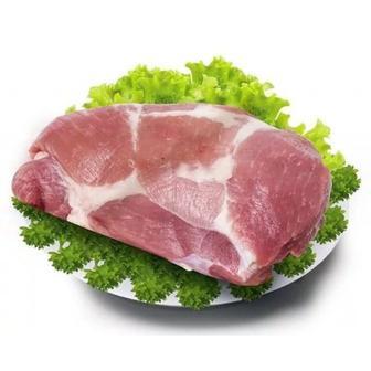 Лопатка свиняча охолоджена 1кг