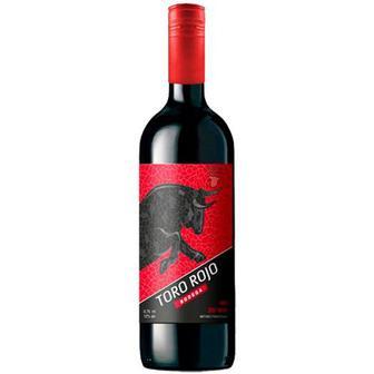 Винo Toro Rojo Bodega червоне сухе 0,75л