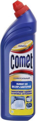 Засіб для чищення туалету Comet Лимон 1 л