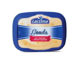 Скидка 33% ▷ Сир плавлений Lactima 52,5% жиру «Гауда», 130г