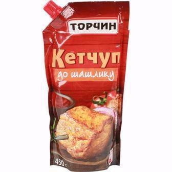 Кетчуп До шашлику Торчин 300г
